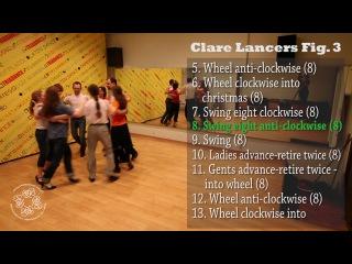 Clare Lancers Fig.3 Reels 144