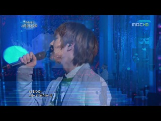 [PERF] Jessica (SNSD) and Onew (SHINee) - One Year Later (MBC SNSD Christmas Special /24.12.11)