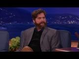 Zach Galifianakis, Jim Gaffigan — Conan (2013/05/15)