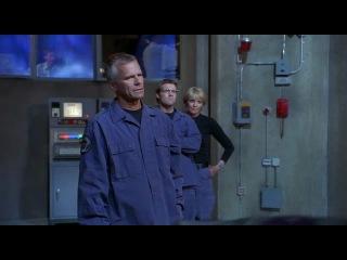 Звёздные врата SG-1 21-22 серия 7 сезона