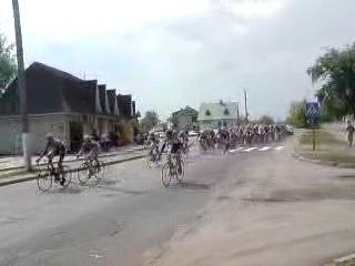 Марафон Велосипедистів через СМТ КОЛКИ :))