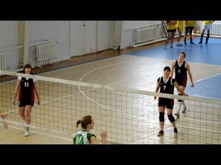 Волейбол 2012(девушки)