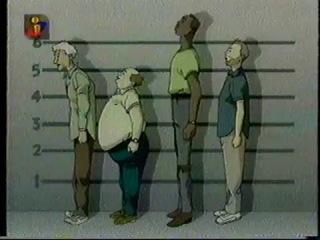 Tvi mib men in black the series abertura (cartoon intro) 2002