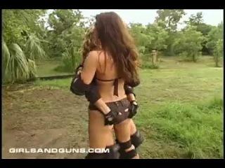 амазонки-отдыхают