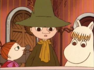 Муми-Тролли / Moomin Серия 74. Необыкновенный подарок