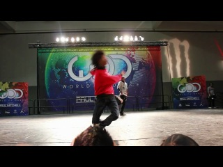 World of dance LA 2012 Les Twins