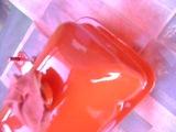 покраска клапанной крышки