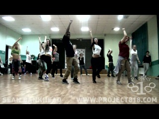 Project818 Sean Bankhead — Day 2, Class 1 | St Petersburg, Family Dance Studio — 04