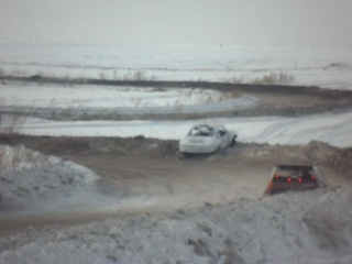 Гонки на выжывание (Красноярск март 2012)