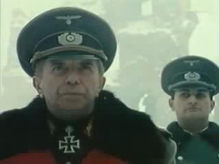 -Ваше имя и звание - Я - русский солдат !