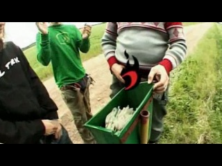 Горячие финские парни (Финские чудаки) / The Dudesons 1 сезон 5 серия