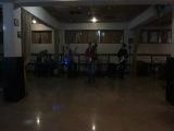 Выступление группы