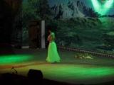 Черкесский аул. Танец живота