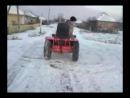 Наш самодельный мини трактор мтм-3