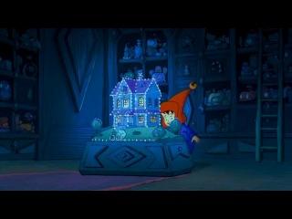 Ученик Санты / Santa's Apprentice (Люк Винчикуерра) [2010, мультфильм, HDRip].