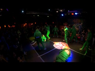 King Of the street 2012 - zames crew show (камера №2)