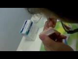 Пропедевтика детской стоматологии.В ролях: Григорий Валериевич и 13 стомат.Замешиваем цементы ( цинк-фосфат,силикатный,стеклоино
