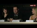 Lars Von Trier • about new porn movie starring Kirsten Dunst