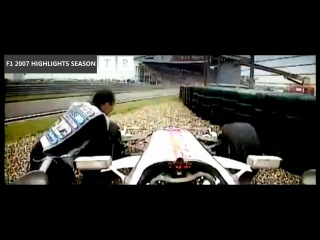 F1 2007 HIGHLIGHTS SEASON byTR