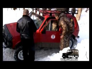 Гонки на внедорожниках (TV Блик весна 2011)