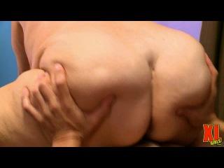 Xlgirls: samantha 38g - third anal (mature, milf, bbw, мамки - порно со зрелыми женщинами)