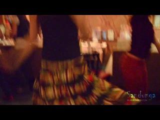 Сандунга-10.04.13. Звезда вечера - танцующая художница Женька, а так же Женька и все, все, все :))