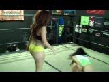 female dirty wrestling