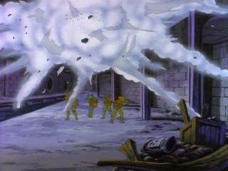 черепашки ниндзя сезон 4 серия 20 Люди-крысы с Шестого канала