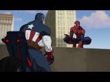 Великий Человек-паук 1 Сезон 1 Серия (MARVEL-DC.TV)