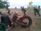 Кто в армии служил, тому в цирке не смешно!)