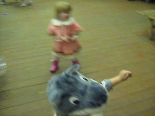 Мой маленький волк)