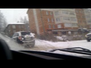 первый снег (стелефона)