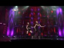 2009.10.04 SBS Idol Big Show 4 Minute - Dance Muzik