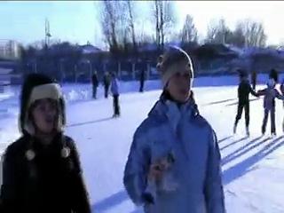 EXtremeYar на коньках