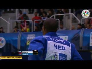 2013 World Championships Rio (-73kg Repechage) ELMONT Dex (NED) - DRAKSIC Rok (SLO)