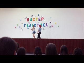 Евгения Секацкая и Денис Орехов - Эй, моряк