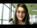 Girl Shows Off Eyebrow Dance - Yahoo!