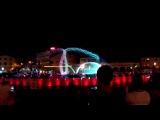 центр мармариса, поющие фонтаны!!!