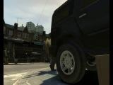 GTA 4 клип- АК 47 - Ты олень тупой