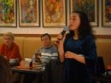 Клара Меламед в Атриуме 18 апреля 2012