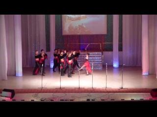 Народный театр танца им.Розы Фибер - Испания