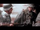 Вермахт, Ваффен СС. Нормандия 1944 HD(Colour)