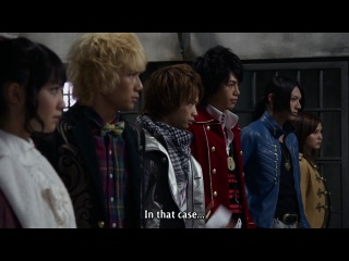 Kaizoku Sentai Gokaiger vs Space Shiriff Gavan [HD](TV-Nihon)
