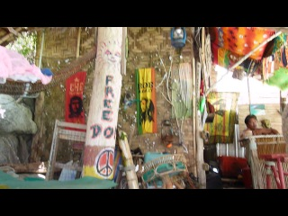 рэгги-бар на острове Рая, Тайланд, март 2012 г.