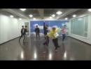 EXO - WOLF Dance Practice Mirror Slow