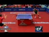 Janos Jakab vs Tiago Apolonia[European Championships 2011]