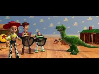 История игрушек 1 (1995) 3D - Трейлер