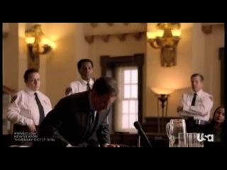 Белый воротничок - Промо (+ сник-пик) к 5 сезону (Eng)