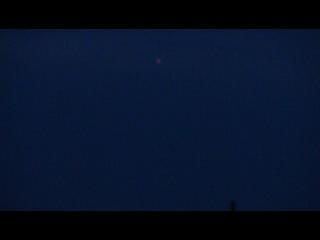 В Нижнем Новгороде НЛО видео 3