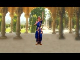 Обучающий фильм. Кучипуди - классический индийский танец. Фильм1